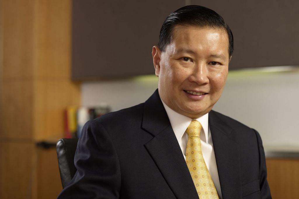 Presiden ST Electronics pengerusi baru BCA