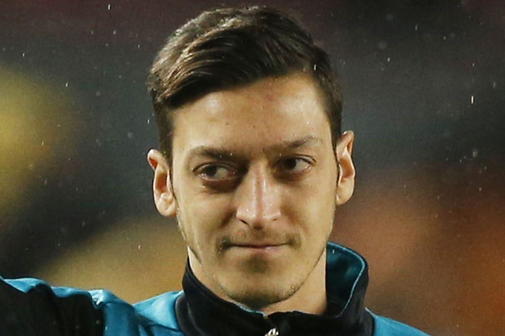 Ozil akui Arsenal 'mengecewakan'