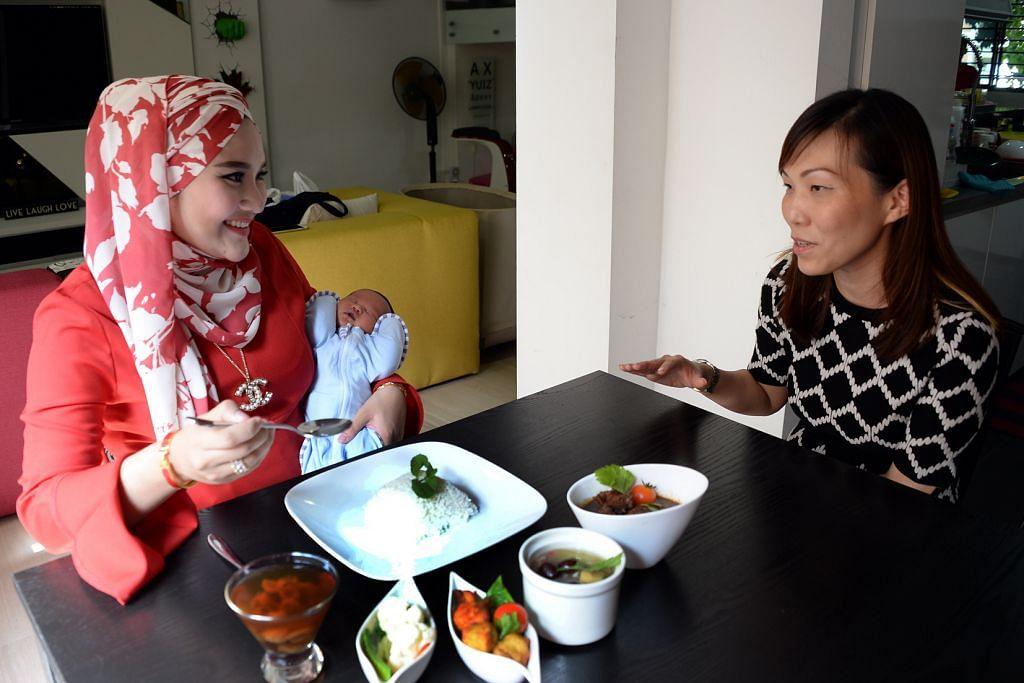 'Resepi Ibunda' sedia makanan masa pantang yang halal