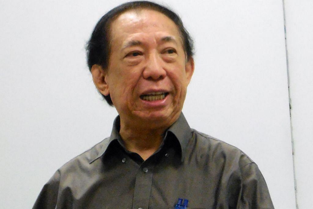 Cendekia Cina terpaut kepada bahasa Melayu