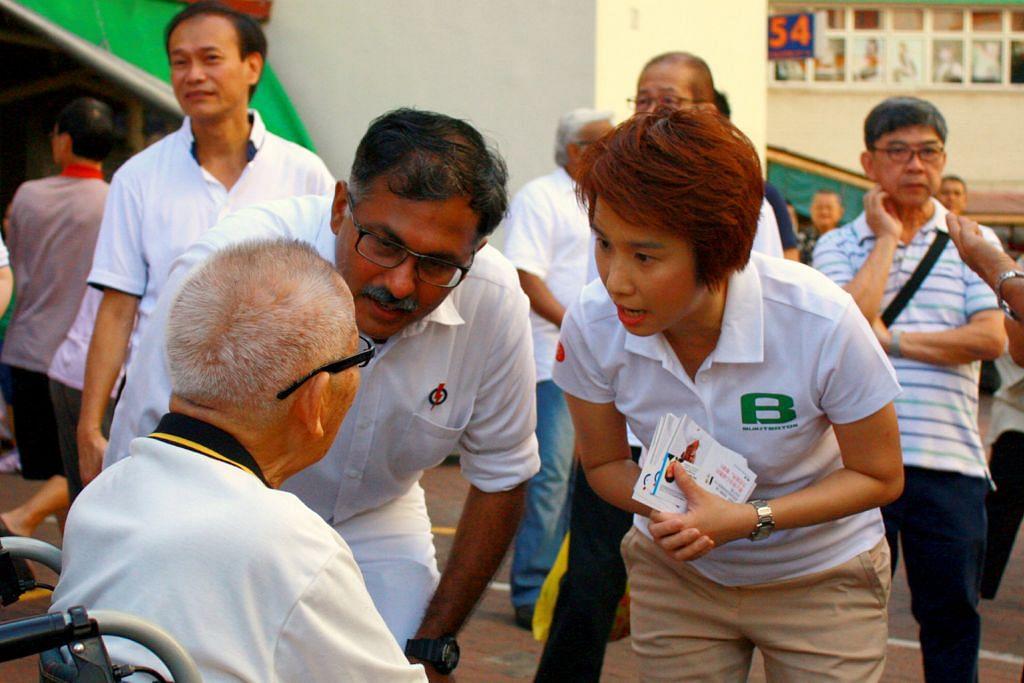 Warga tua, golongan memerlukan jadi tumpuan bakal calon PAP Bukit Batok