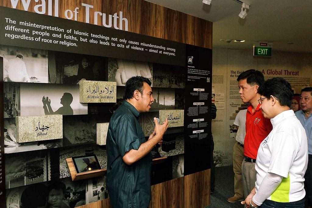 Chun Sing berdialog dengan pemimpin agama