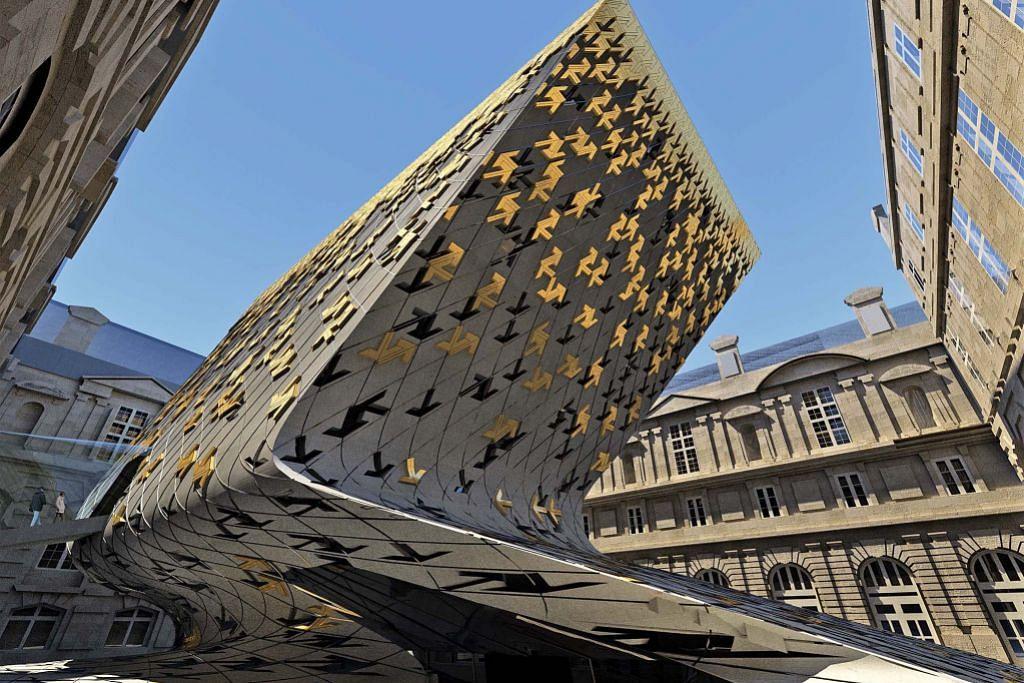 Zaha Hadid, puteri di kalangan arkitek tersohor