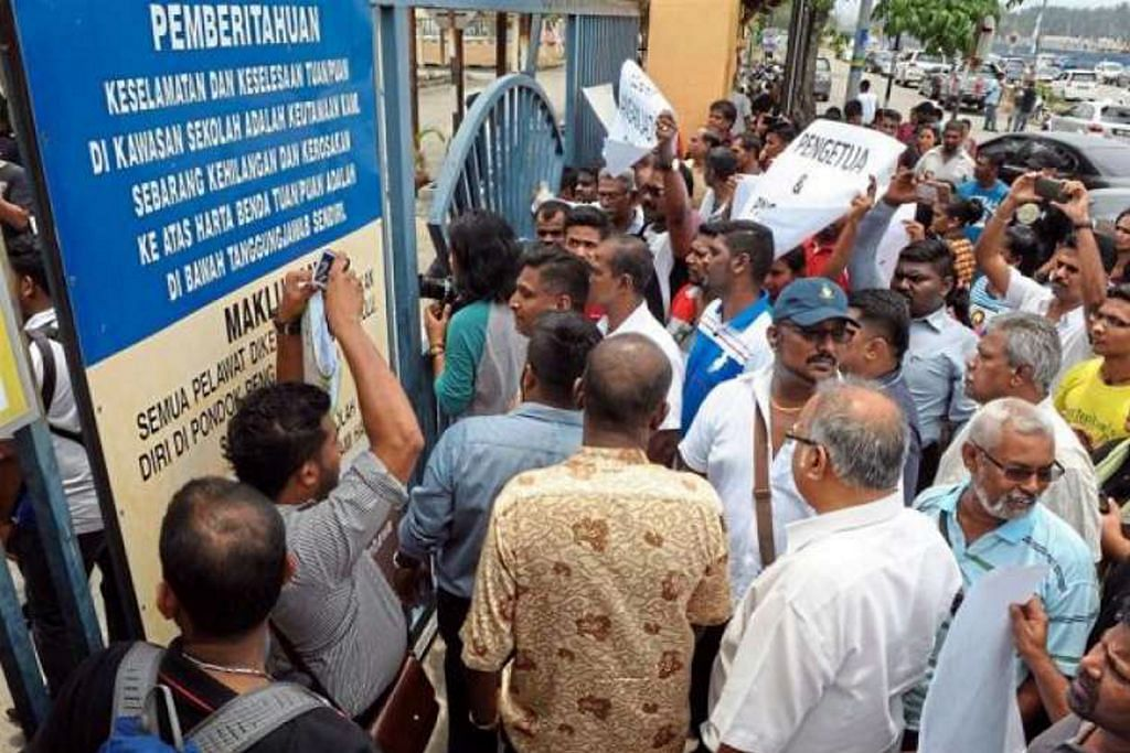 Ibu bapa bantah sekolah di Pulau Pinang abai kes buli