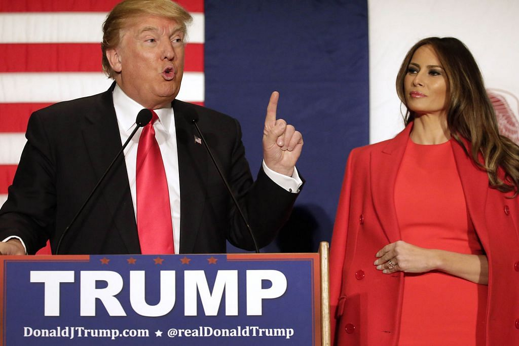 Isteri Trump mulanya tidak setuju beliau bertanding