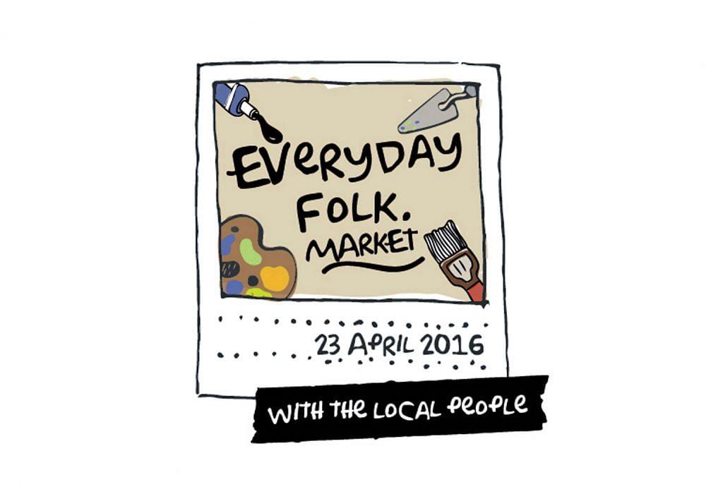 Pasar Harian Rakyat diadakan 23 April