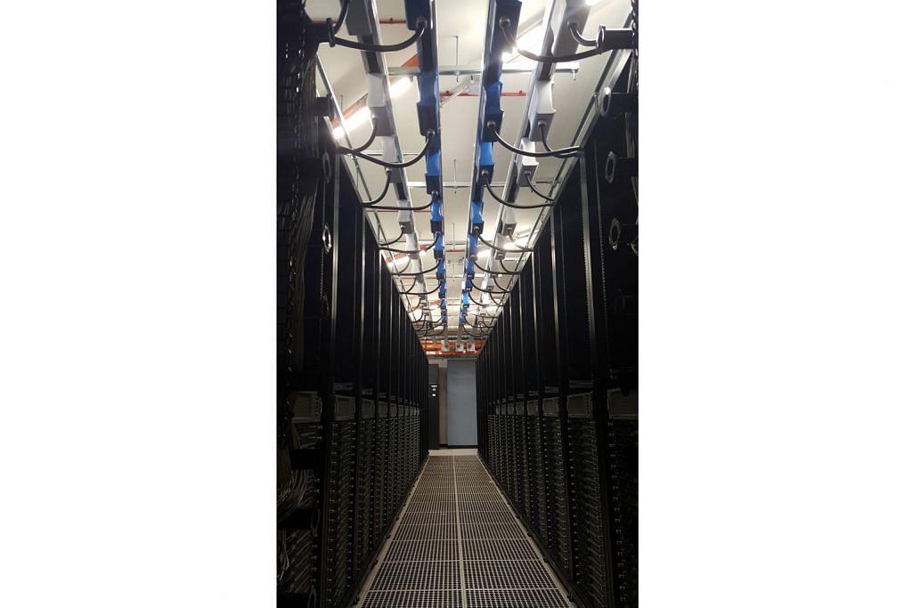 LinkedIn labur $80 juta bina pusat data di Jurong