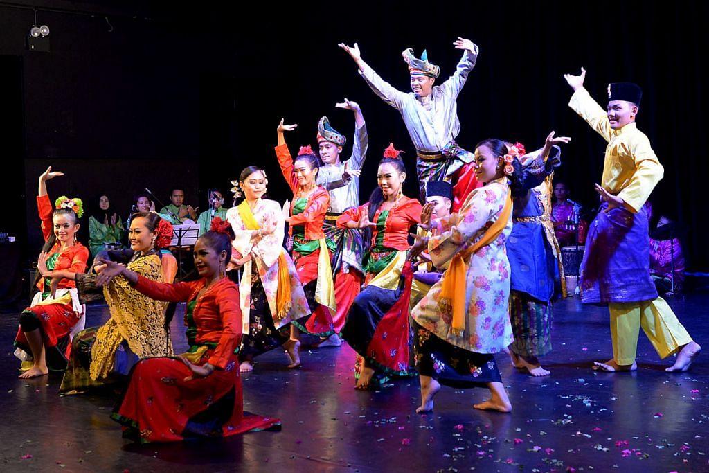 Kumpulan tari Era mahu pacu perkembangan seni tari Melayu