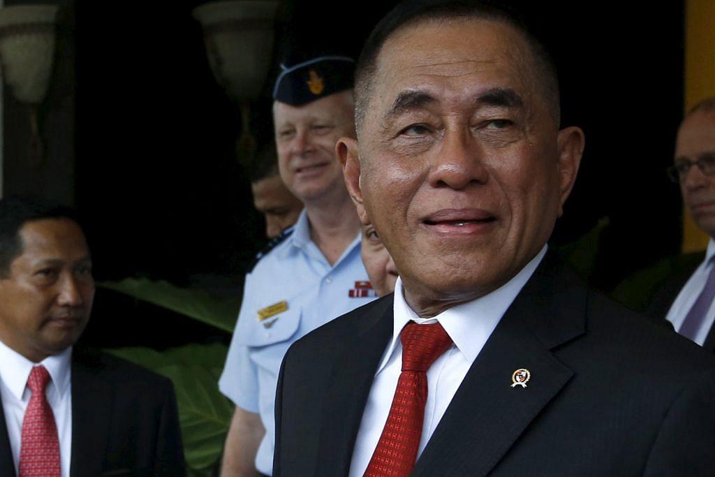 Indonesia umum rancang pasang sistem pertahanan udara di Natuna
