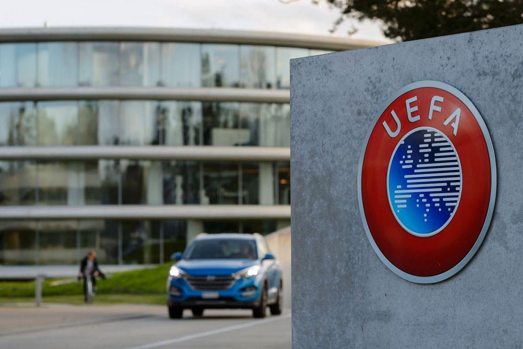 Polis Switzerland serbu ibu pejabat Uefa