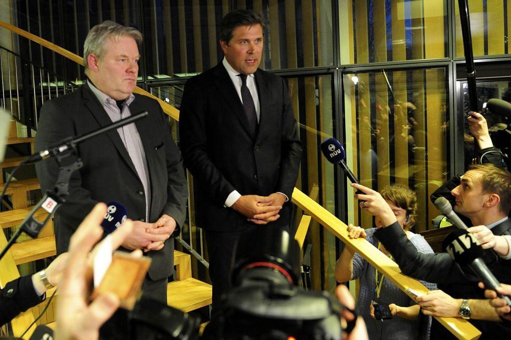 Iceland lantik perdana menteri baru