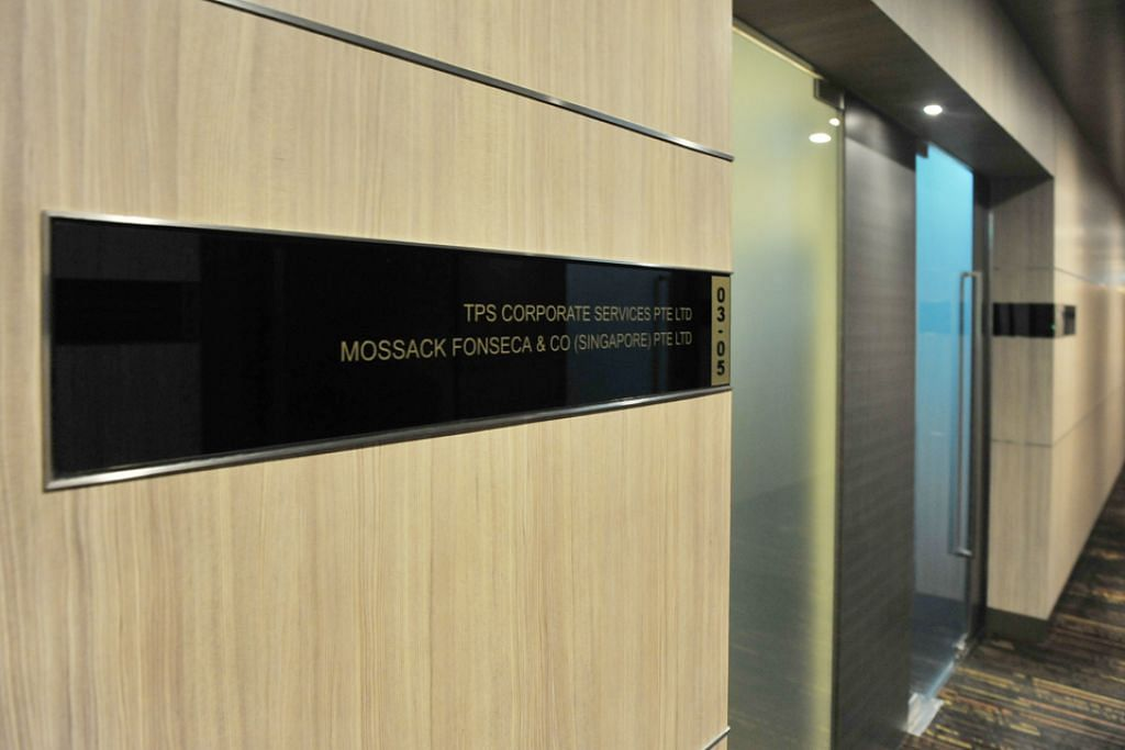 Mossack Fonseca ada pejabat di sini