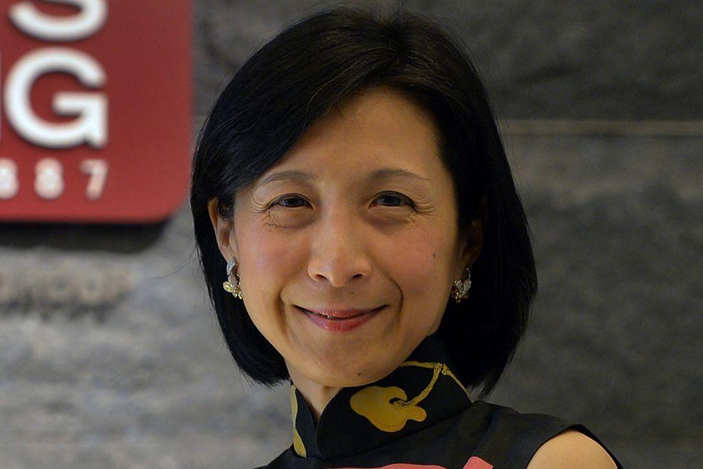 EKONIAGA Tiga wanita S'pura antara 50 paling berkuasa di Asia