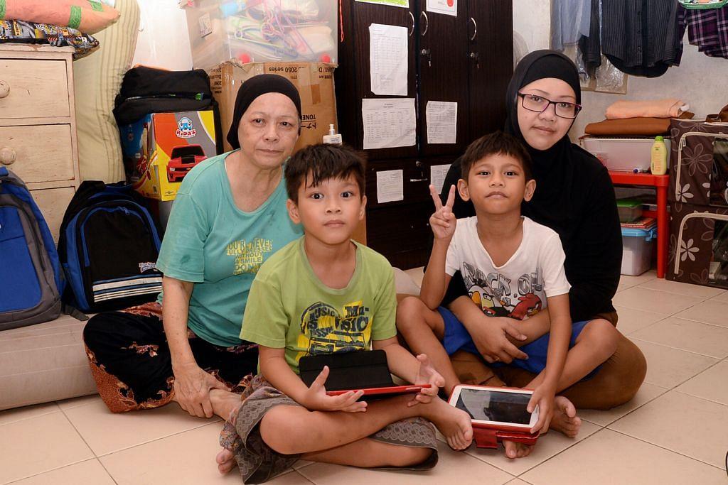 SKIM PERUMAHAN PERMULAAN BARU Ibu tunggal usaha baiki diri, keluarga demi miliki flat
