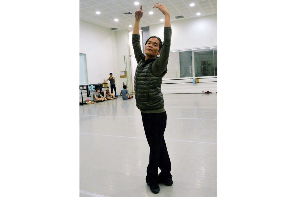 Adiguru balet giat kongsi ilmu KERJAYA UNIK