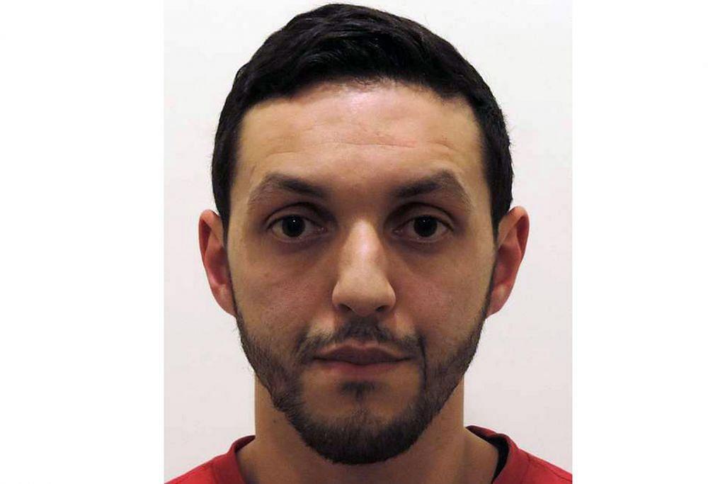 Suspek ISIS dalam serangan Paris dan Belgium diberkas