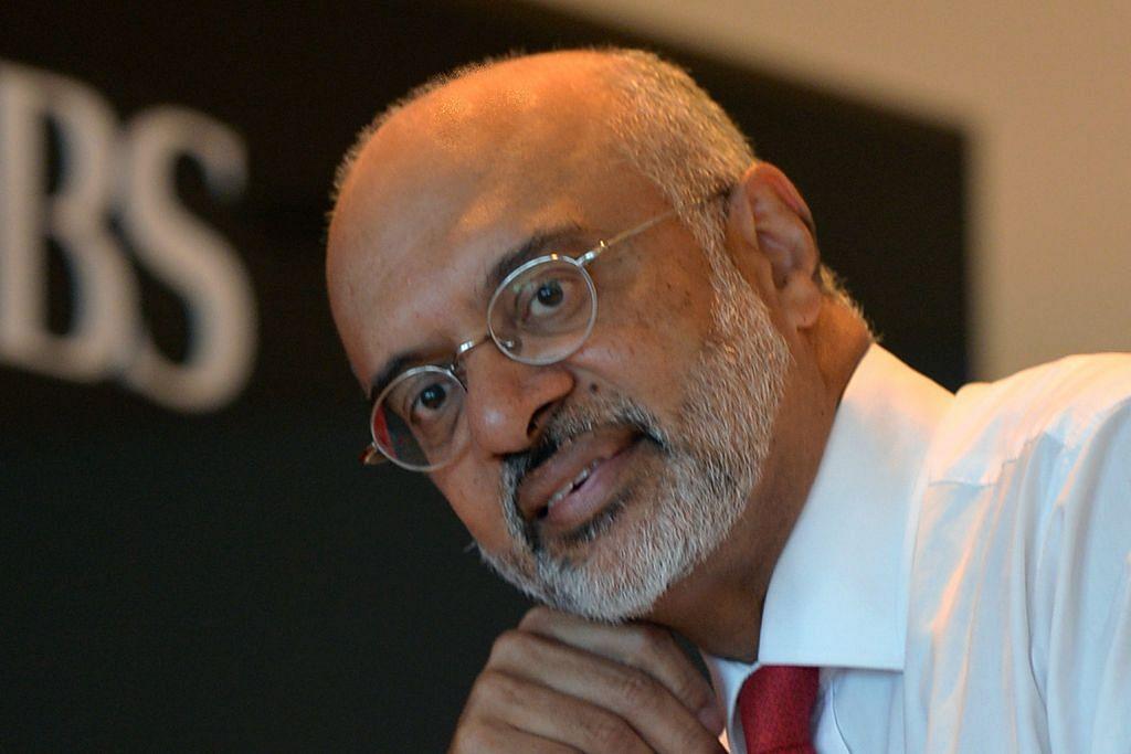 CEO DBS BANKING, ENCIK PIYUSH GUPTA Hargai anugerah, siap hadapi masa depan