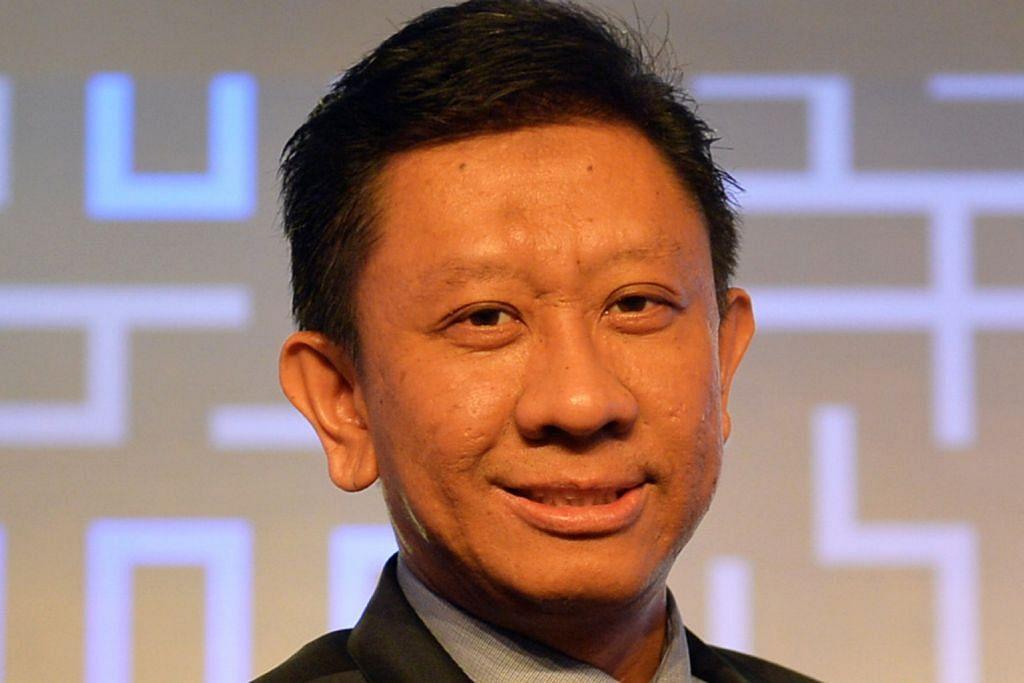 PRESIDEN, CEO CARREFOUR INDONESIA, ENCIK SHAFIE SHAMSUDDIN UCAPAN DI ANUGERAH PERNIAGAAN SINGAPURA (SBA) Suntik inspirasi dalam hati sendiri setiap hari