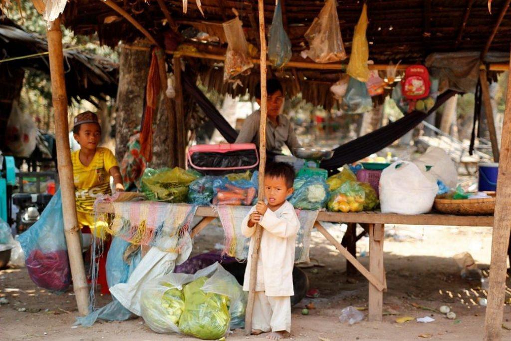 KEMBARA Teruja beramal di Kemboja