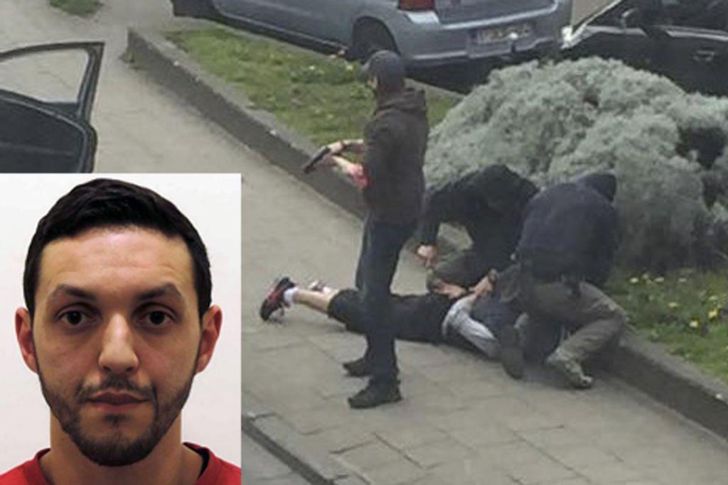 Suspek pengganas akui sebagai 'orang bertopi'