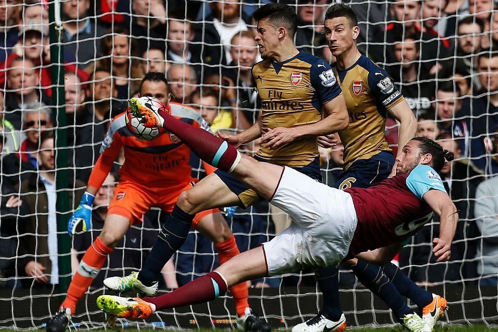 Wenger malu Arsenal tercicir LIGA PERDANA ENGLAND