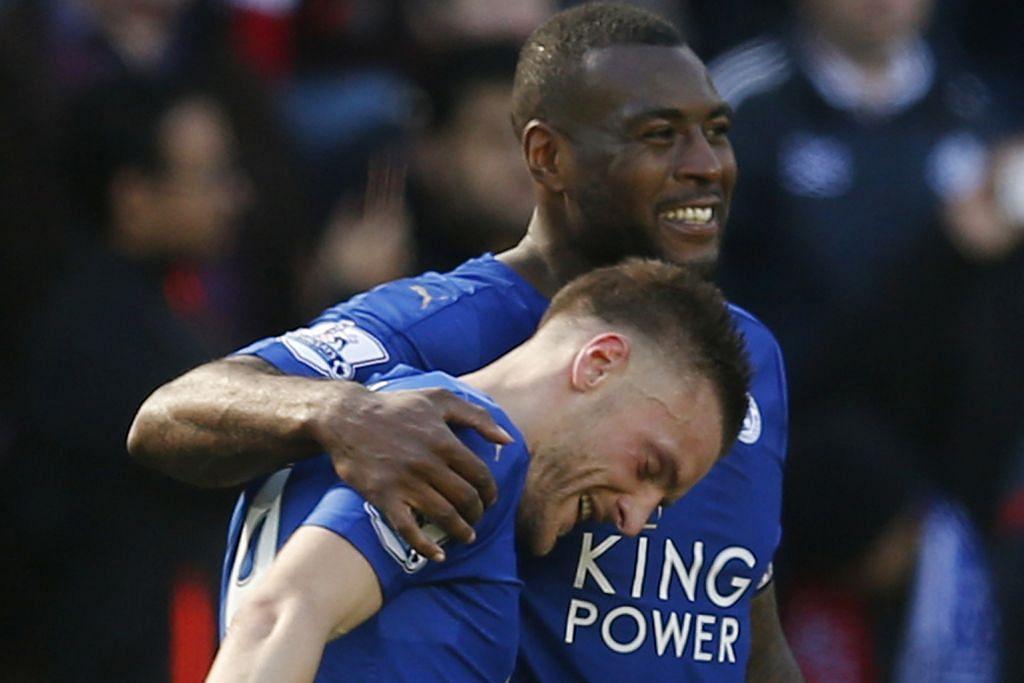 LIGA PERDANA ENGLAND Ranieri penuh emosi Leicester ke liga juara