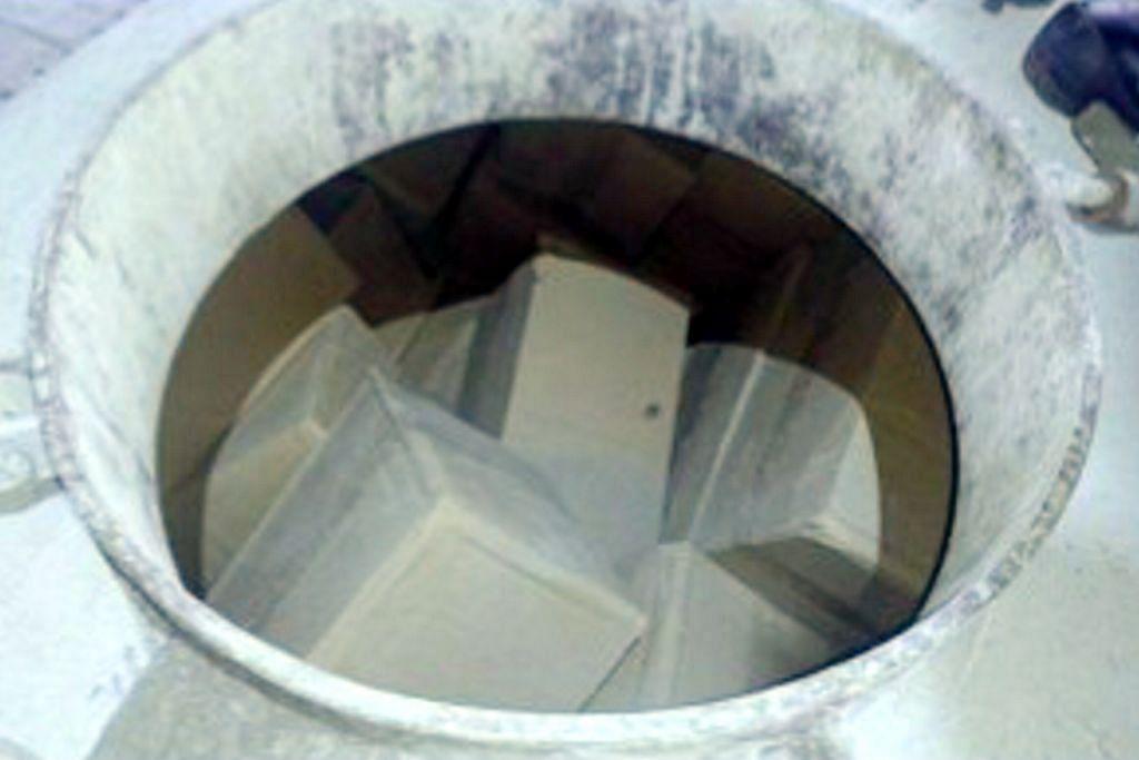 ICA dan Kastam temui 10,000 karton rokok tidak dibayar cukai di Tuas KESALAHAN BERKAITAN ROKOK
