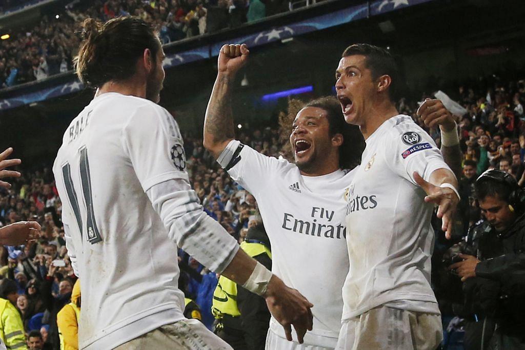Kehebatan Ronaldo lengkapkan kebangkitan Real