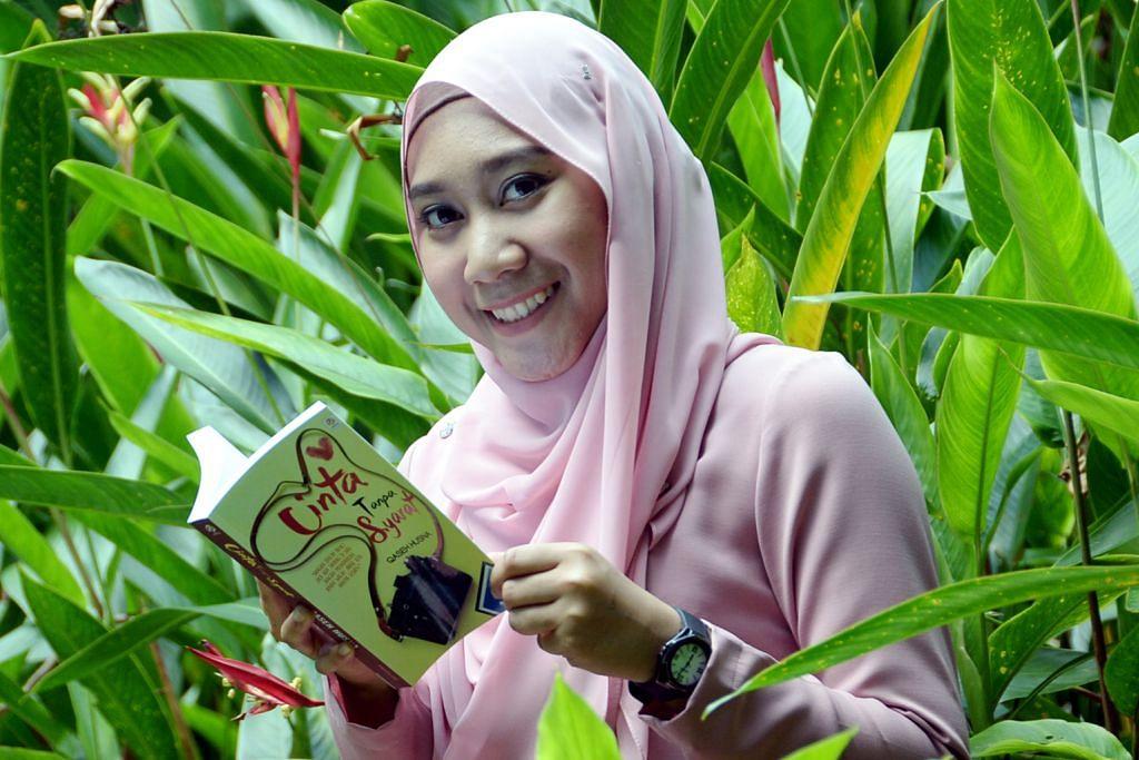 Jerih payah menanti lahirnya novel 'Cinta Tanpa Syarat'