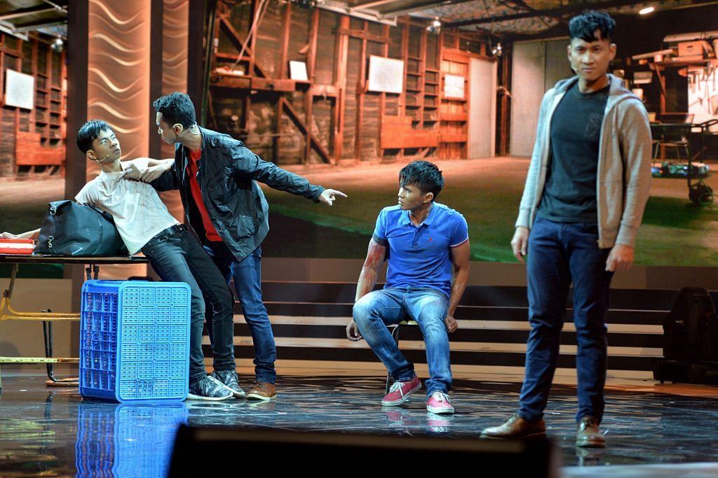 SEMBANG SENI Teater, TV perlu lahirkan pelakon popular, berilmu