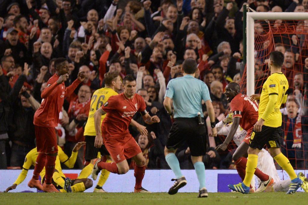Kebangkitan Liverpool diharap berterusan