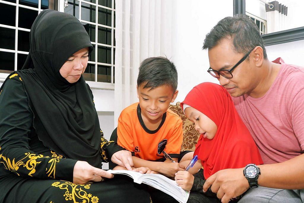 Bakat, perwatakan anak juga perlu diberi perhatian PANDANGAN DUA PASANGAN IBU BAPA