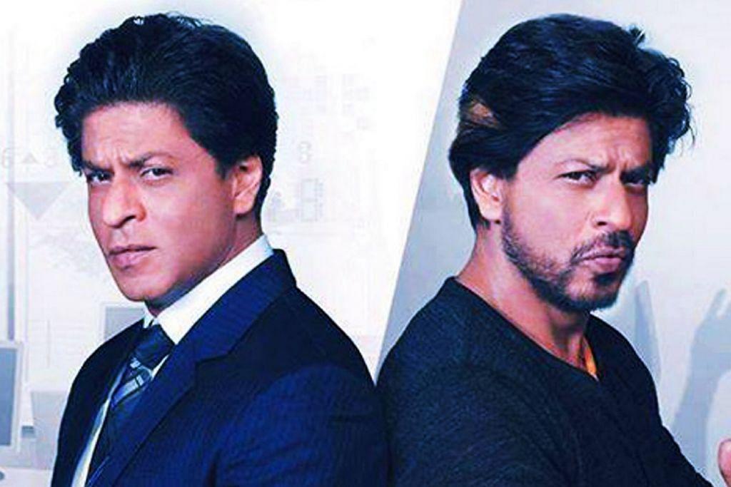 'Fan' lebih menguji lakonan Shah Rukh di luar watak romantik