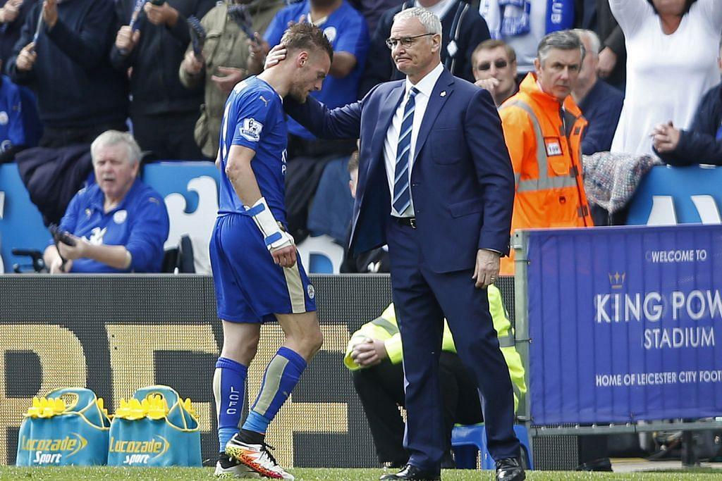 Kehebatan saingan Leicester-West Ham dicemari pengadil LIGA PERDANA ENGLAND