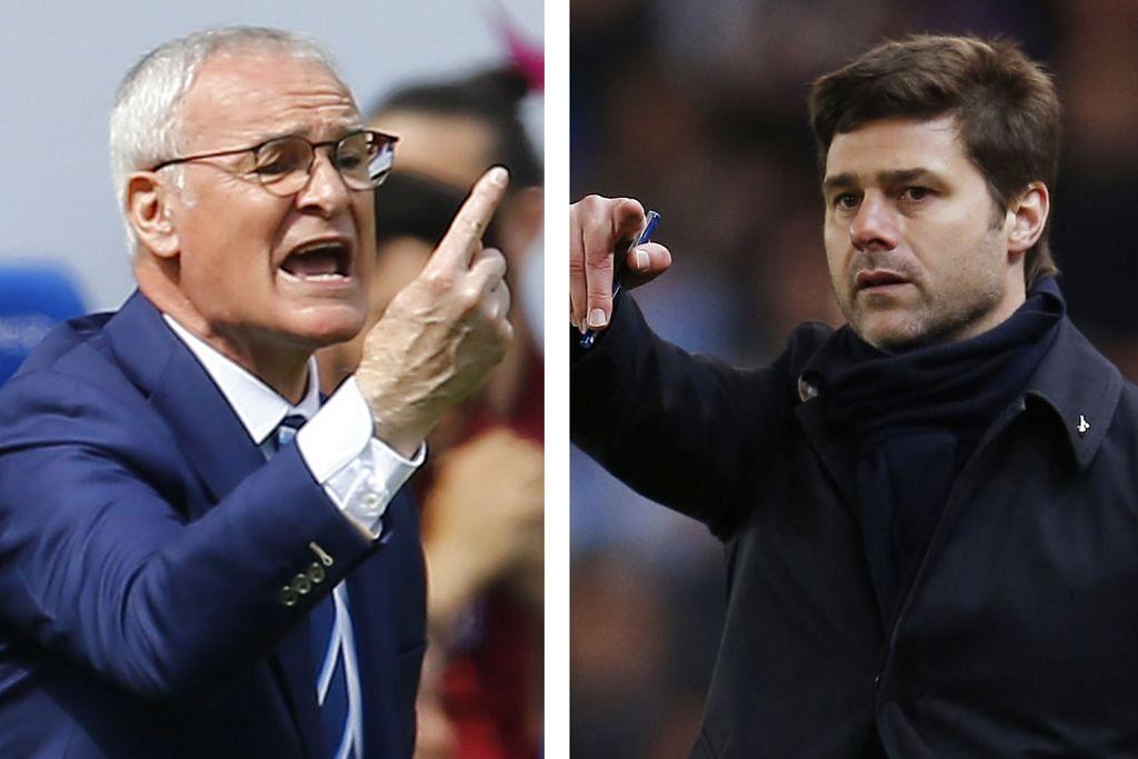 LIGA PERDANA ENGLAND 360 minit yang panjang bagi Leicester, Spurs...
