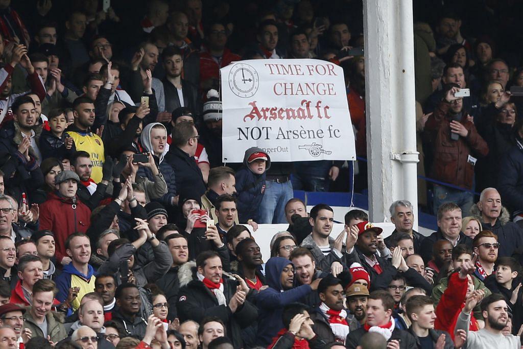 Mengecewakan! Arsenal gagal lagi musim ini...