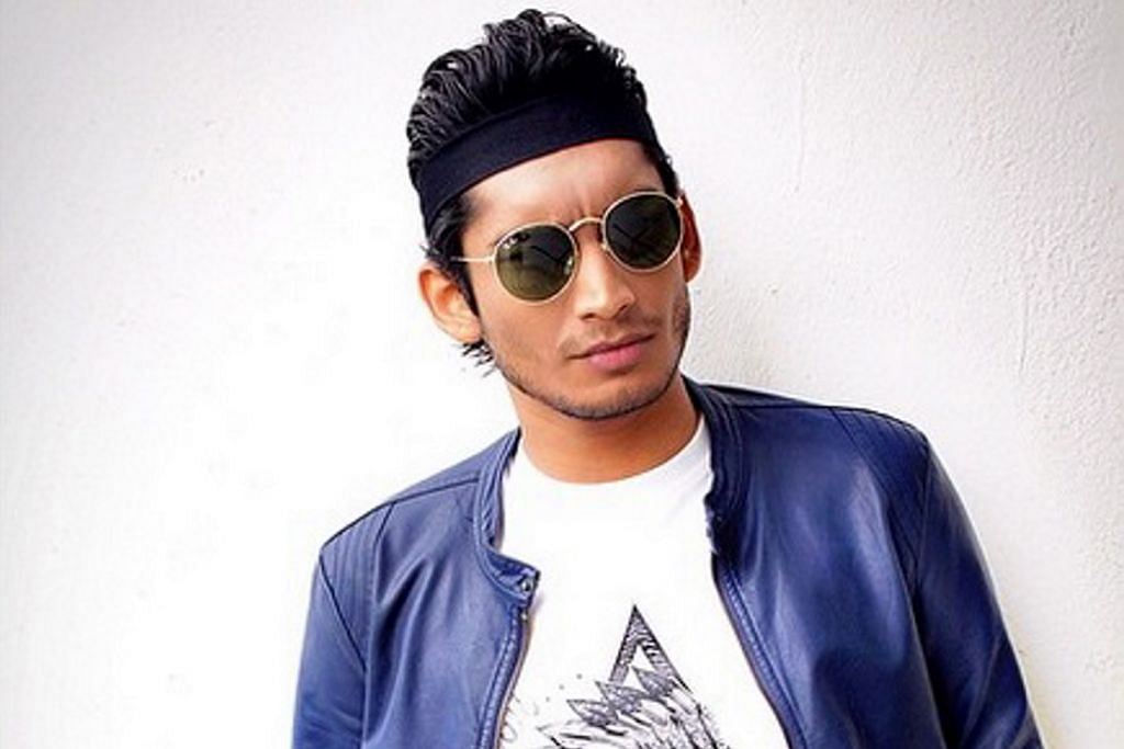 Rasai 'Demam Bollywood' bersama Zamair