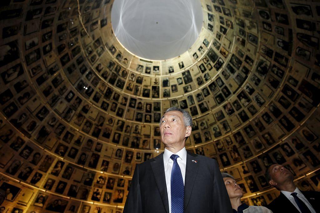 'Yad Vashem beri inspirasi agar dunia dibangun dengan lebih aman'