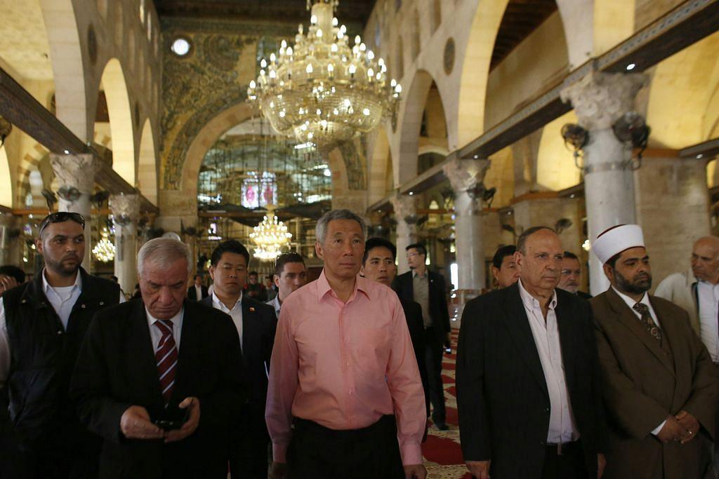 Singapura gandakan bantuan kepada Palestin