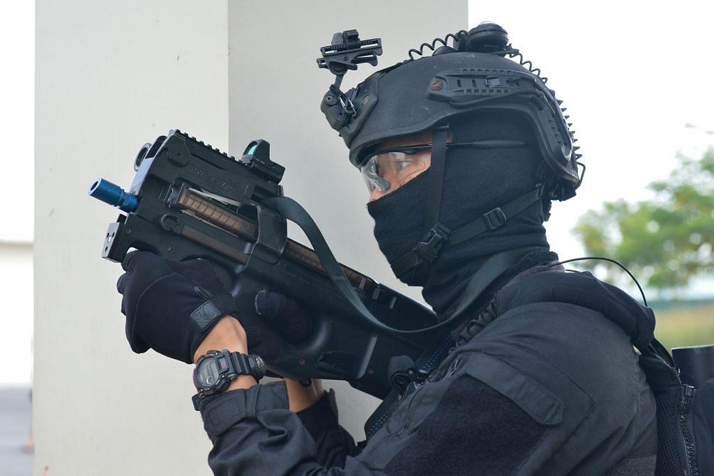 Lindungi Singapura dari ancaman pengganasan