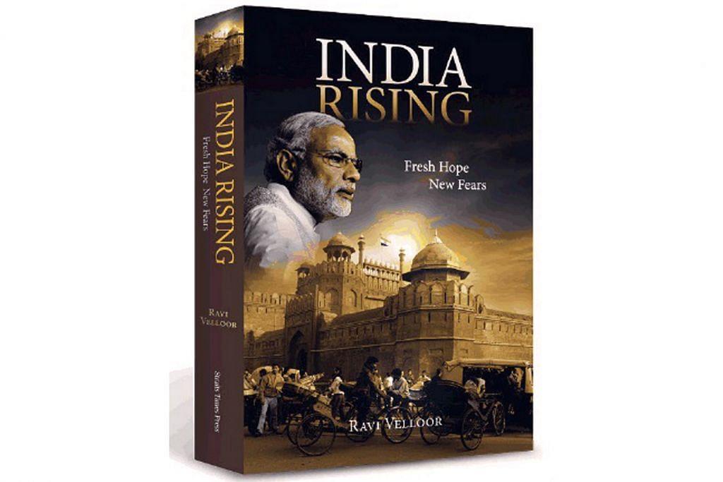 India jadi sorotan buku wartawan ST