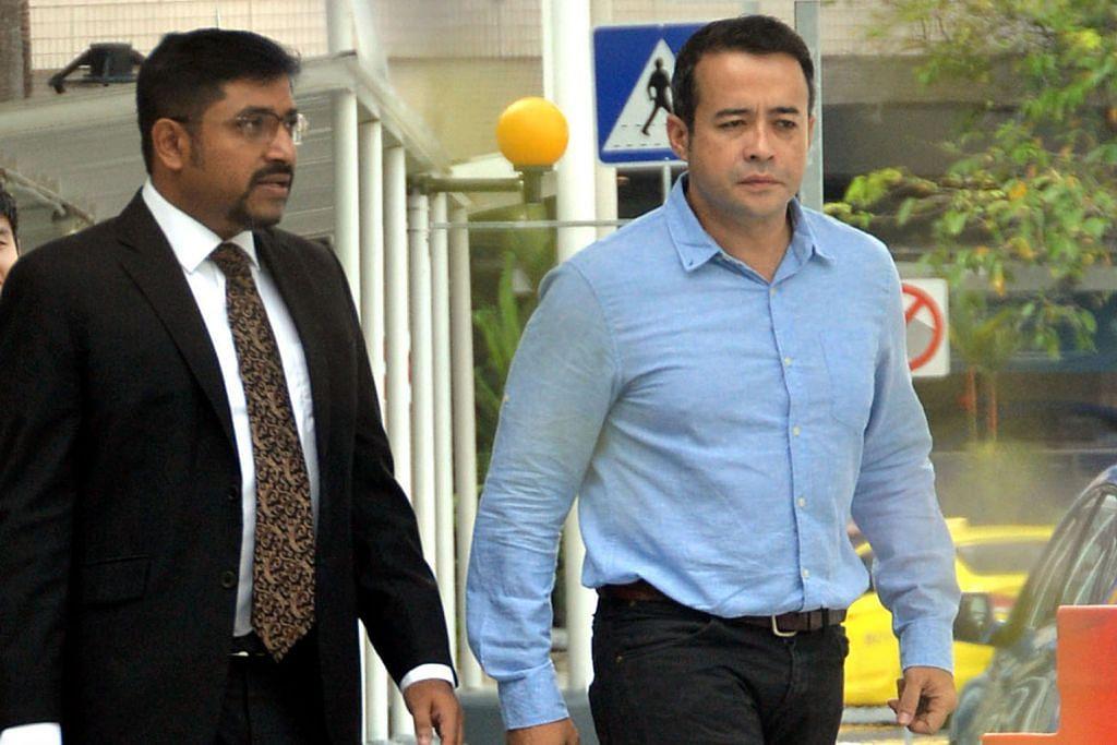 KES DADAH PELAKON MALAYSIA Tony Eusoff selitkan ganja dalam bas semasa lalui imigresen