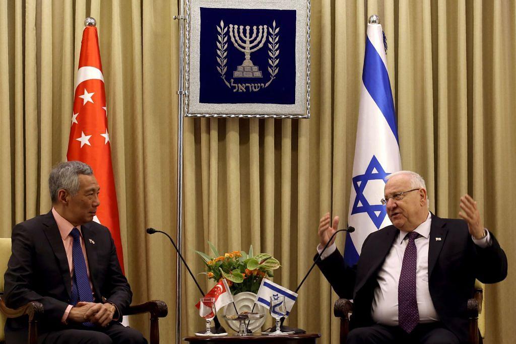 'Huraian dua negara langkah wajar bagi Palestin, Israel'