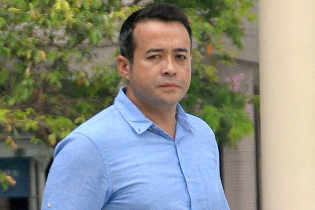 Dadah: Tony Eusoff dijatuhi hukuman penjara lapan bulan
