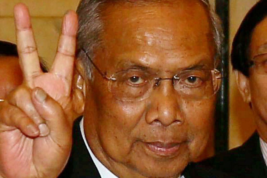 Ketua Menteri Sarawak: Umno masuk, saya keluar