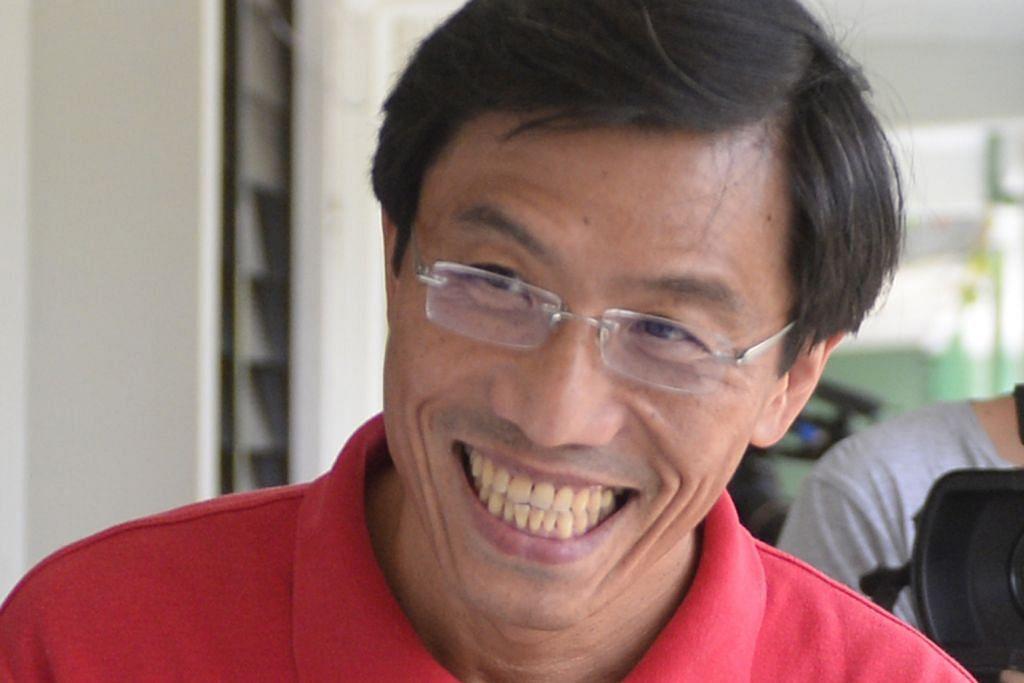Chee persoal kesan satu lagi calon PAP di Parlimen