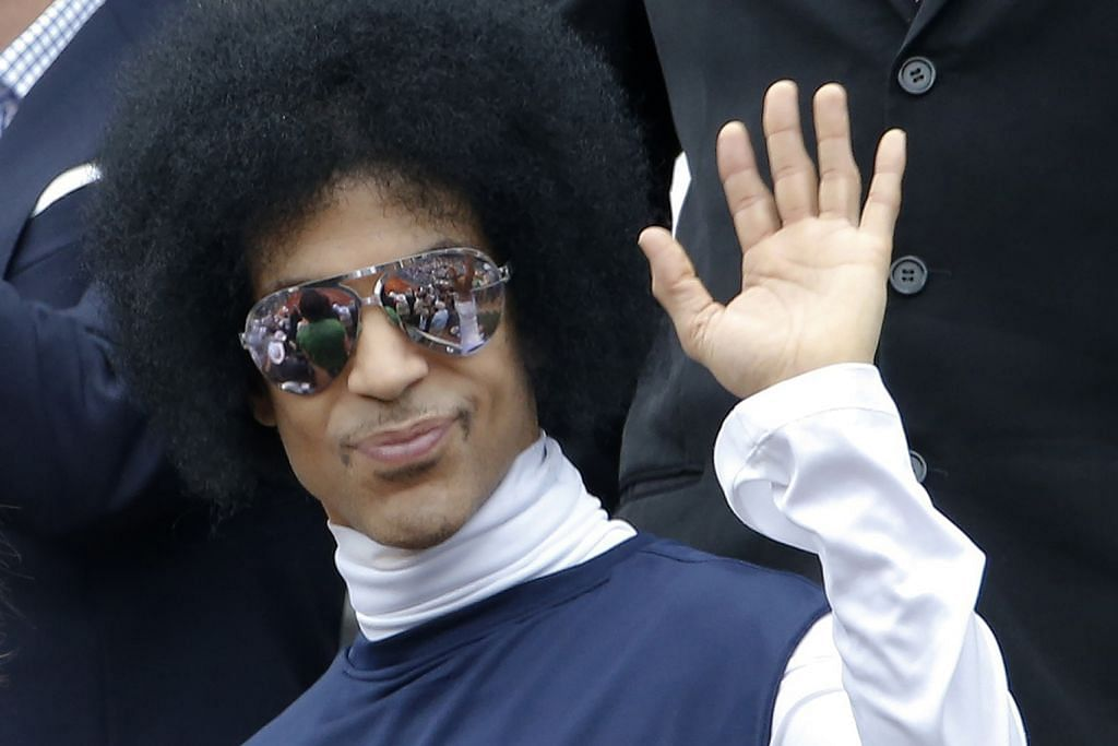 Prince meninggal dunia