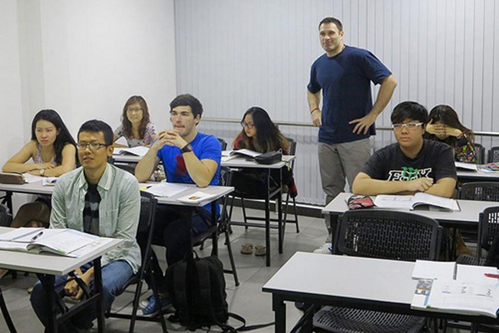 Kian ramai belajar bahasa asing