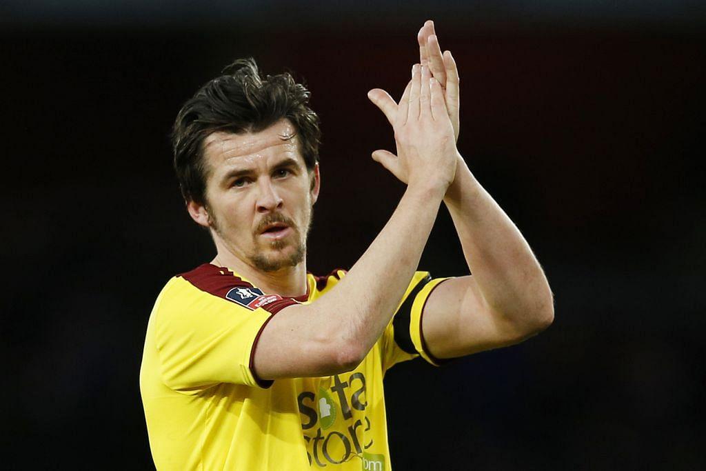 Barton dekatkan Burnley ke EPL