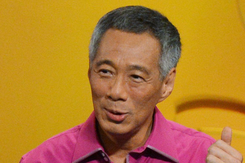 PM Lee harap rakyat miliki lebih ramai anak